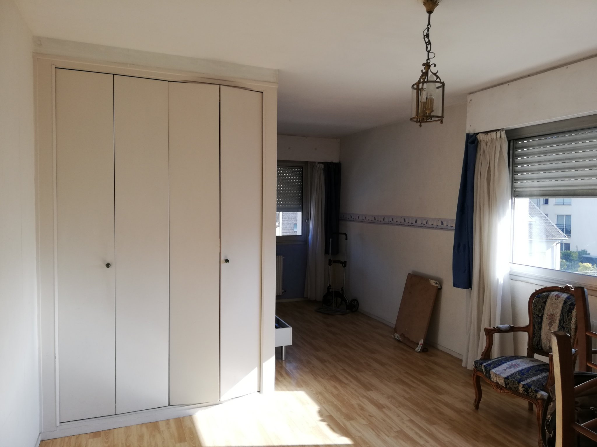 DIEPPE CENTRE VILLE APPARTEMENT DE TYPE F1 DE 34,60 m2